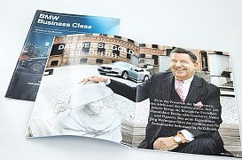 BMW Business Class Magazine